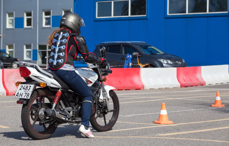 Permis Moto - Auto Ecole Elit